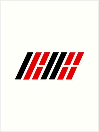 'ikon logo' Art Print by gorisgo.