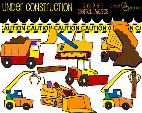 Construction Truck Clipart.