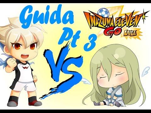Inazuma Eleven Go parte 3 Il virtuoso in infermeria e Arion a.