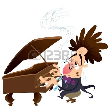 76 Piano Virtuoso Stock Illustrations, Cliparts And Royalty Free.