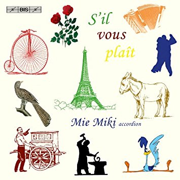 S'Il Vous Plait: Virtuoso Accordion Minitures by Mie Miki: Amazon.