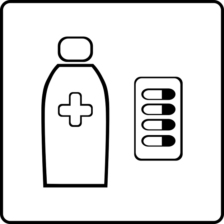 Free vector graphic: Pharmacy, Medication, Pills.