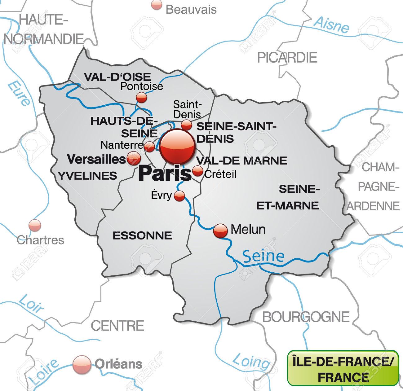 Map Of Ile.