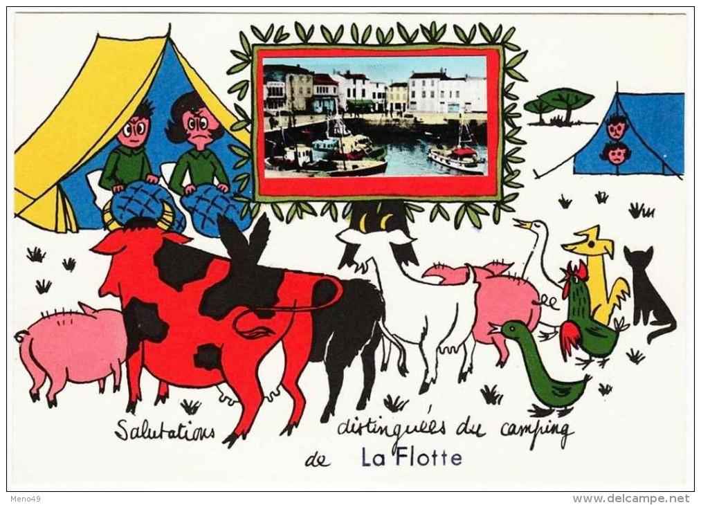 Postcards > Europe > France > [17] Charente Maritime > Ile de Ré.