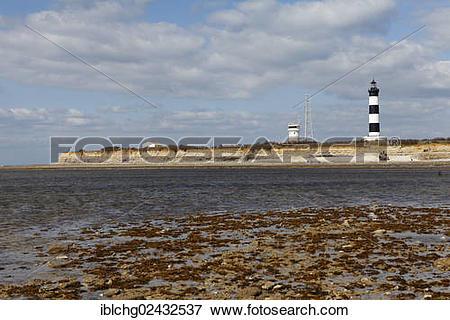 "Picture of ""Chassiron Lighthouse, Oleron Island, Ile d'Oleron."