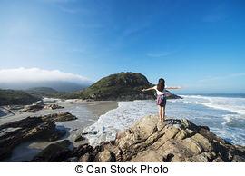 Stock Images of Ilha do Mel, Brazil csp11338953.