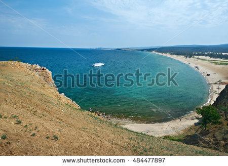 Aerial View Santa Maria Beach Sal Stock Photo 317018465.