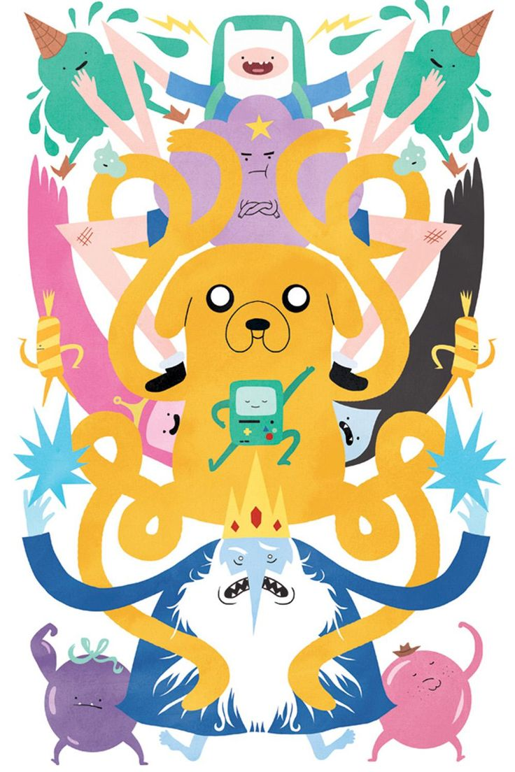 1000+ images about adventure time tattoo&illustration on Pinterest.