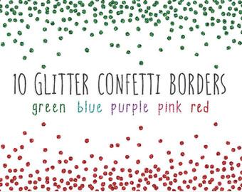 Purple border.