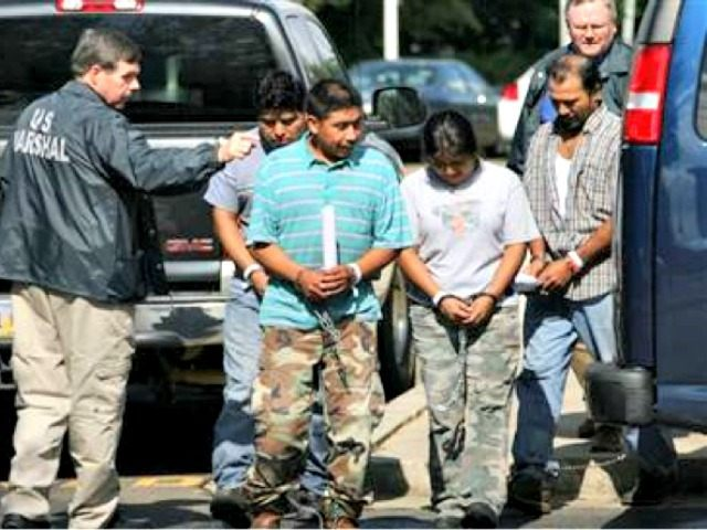 Illegal Immigrants Accounted for Nearly 37 Percent of Federal.
