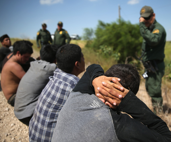 Smuggler Arrested 24 Times With Illegal Aliens Finally Jailed.