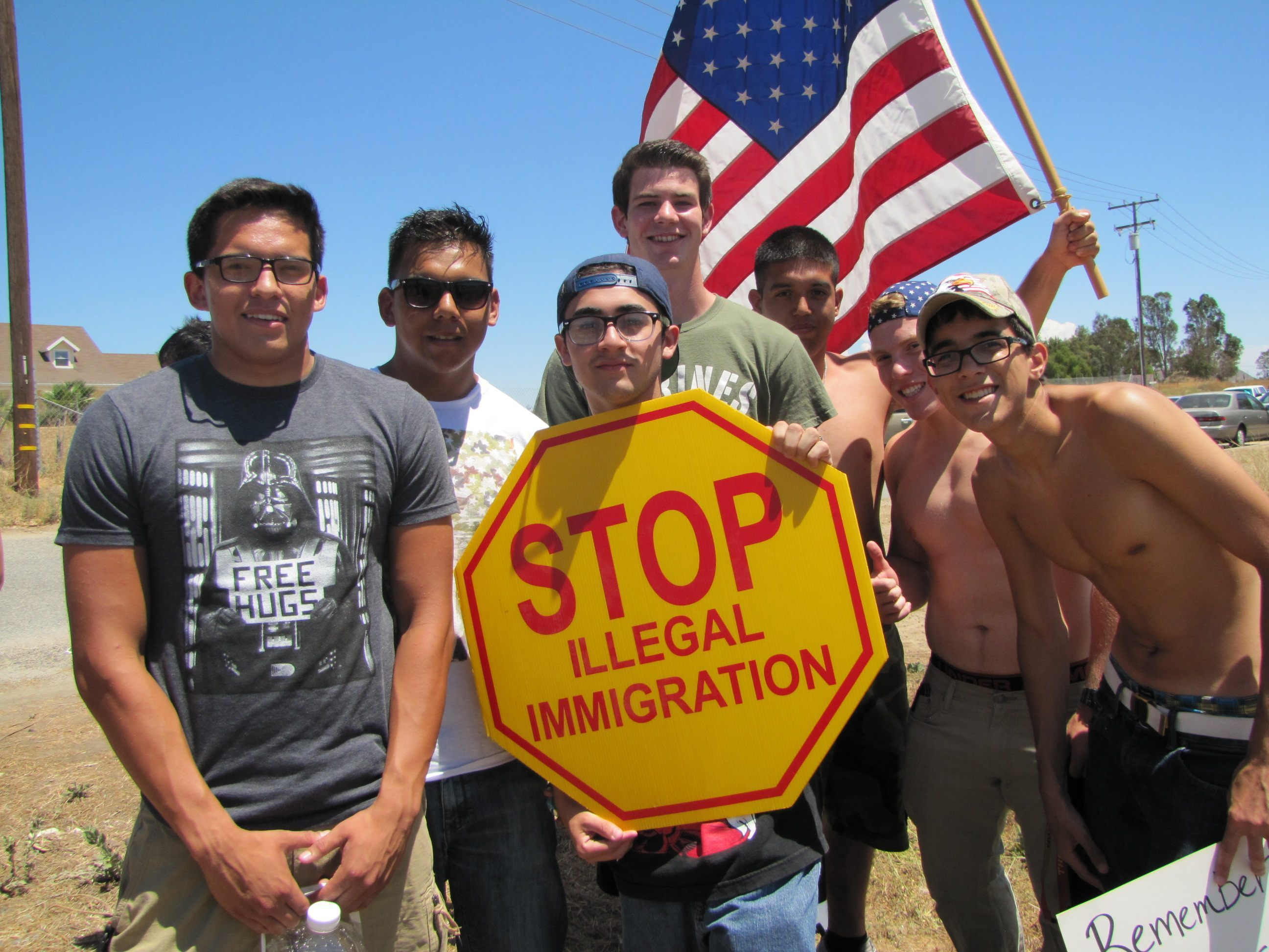 Illegal Immigration Costs California $30.3 Billion A Year—17.7% Of.