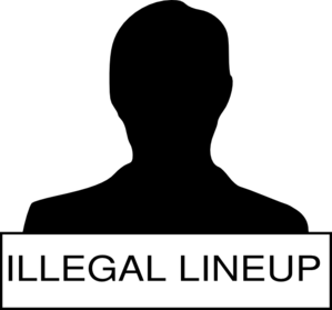 Illegal Clipart.