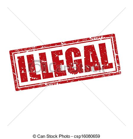 Illegal Stock Illustrations. 13,304 Illegal clip art images and.