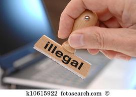 Illegal Illustrations and Stock Art. 6,629 illegal illustration.