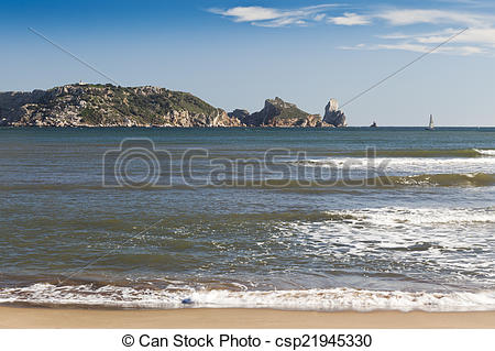 Stock Photos of Illes Medes.