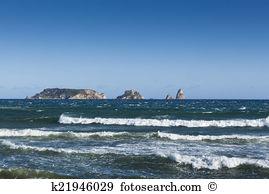 Medes islands Stock Photo Images. 17 medes islands royalty free.