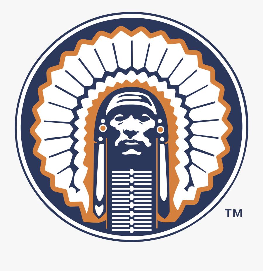 Illinois Fighting Illini Logo Png Transparent.