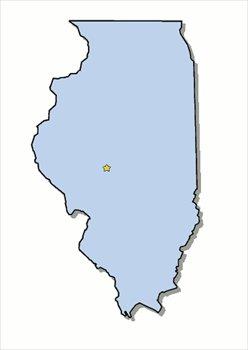 Illinois Clipart.