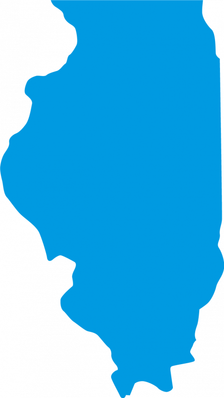 State Of Illinois Outline.