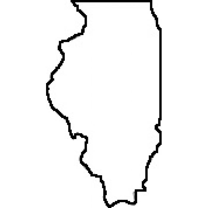 Illinois cliparts.