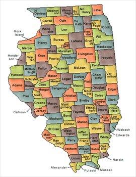 Free Illinois Clipart.