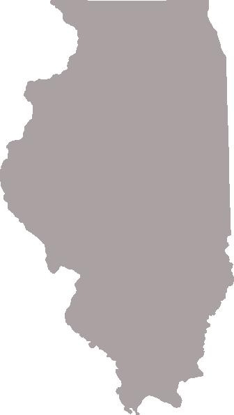 Gray Illinois Clip Art at Clker.com.
