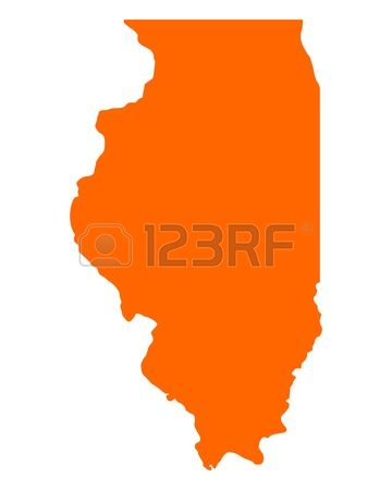 1,091 Illinois Us State Stock Vector Illustration And Royalty Free.