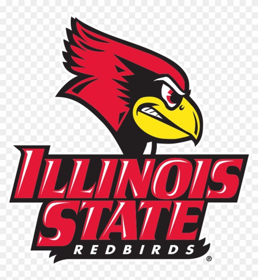 Illinois State Redbirds Logo.