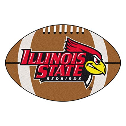 Amazon.com : Football Rug w Illinois State Officially.