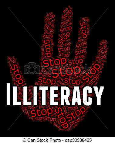 Illiteracy Stock Illustrations. 38 Illiteracy clip art images and.