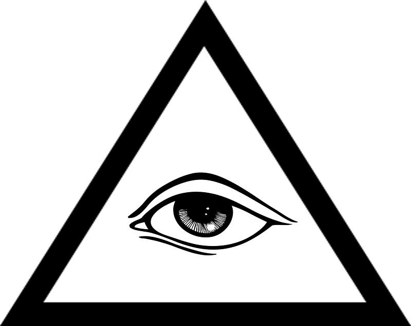 Illuminati clipart hd.
