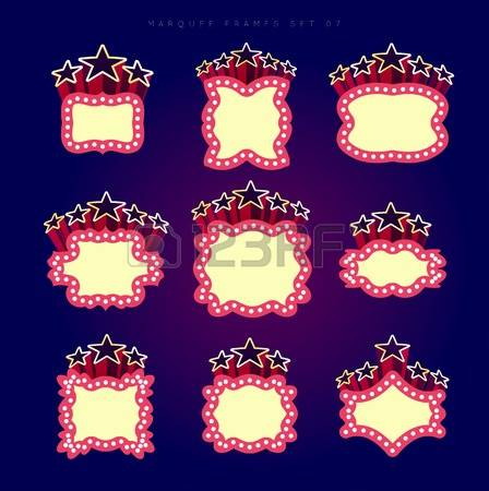 5,831 Illuminated Advertising Cliparts, Stock Vector And Royalty.