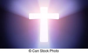 Illuminated cross Stock Illustrations. 967 Illuminated cross clip.