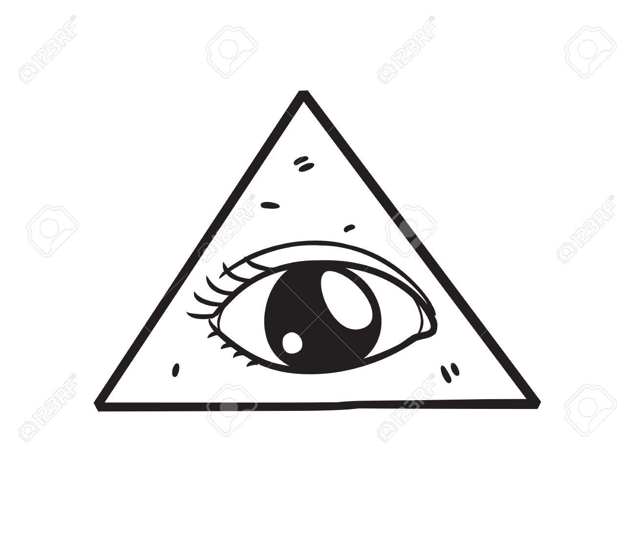 Illuminati live clipart.