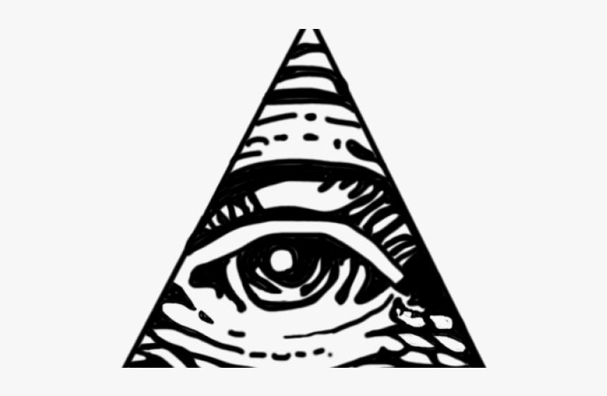 Illuminati Triangle Cliparts.