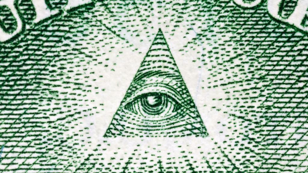 The bizarre evolution of the Illuminati.