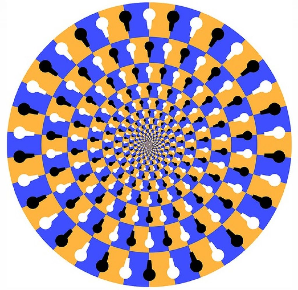 Coloring Pages Optical Illusions.
