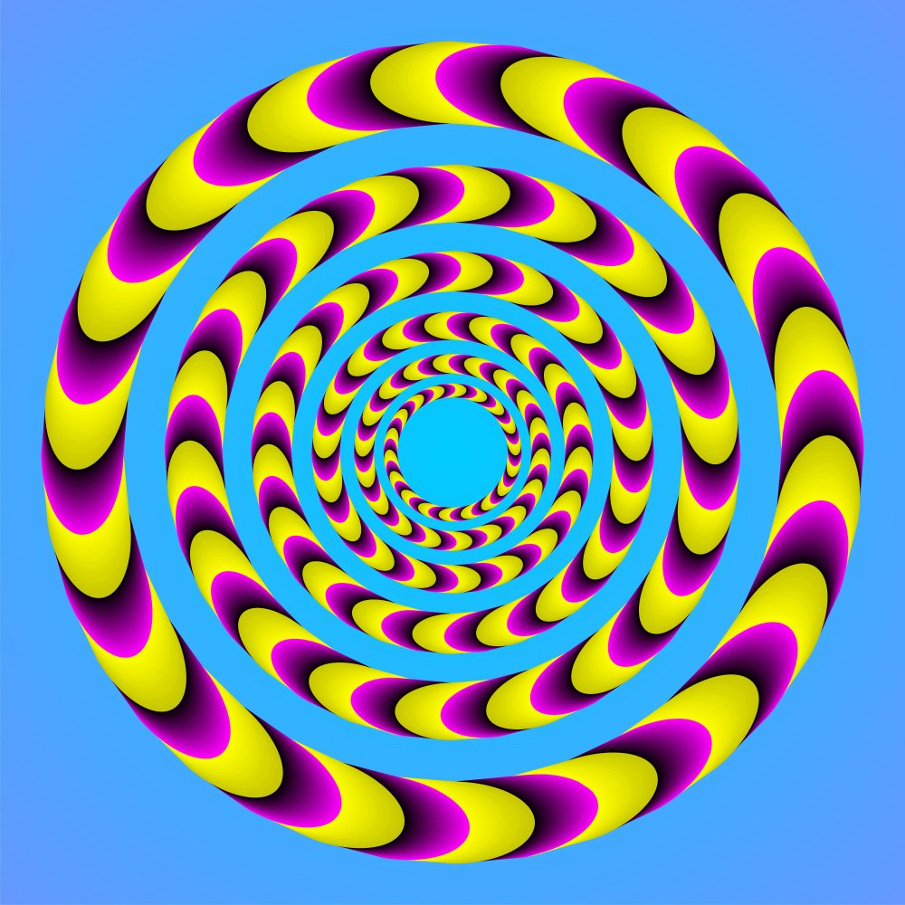 Cool Optical Illusions Clipart.