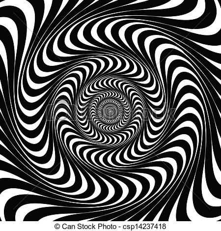 Optical illusion clipart for walls.
