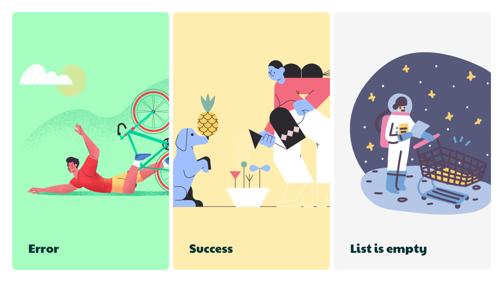 Design Resources: Ouch! Free Vectors to Class Up Your Product.