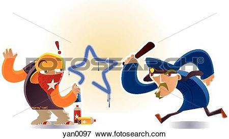 Vandalism Clip Art and Stock Illustrations. 1,068 vandalism EPS.