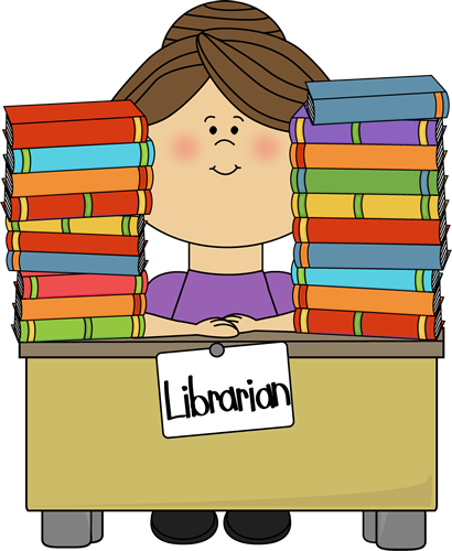 Library Clipart Images.