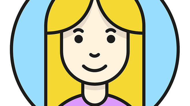 How To Create Vector Avatar Characters in Adobe Illustrator.