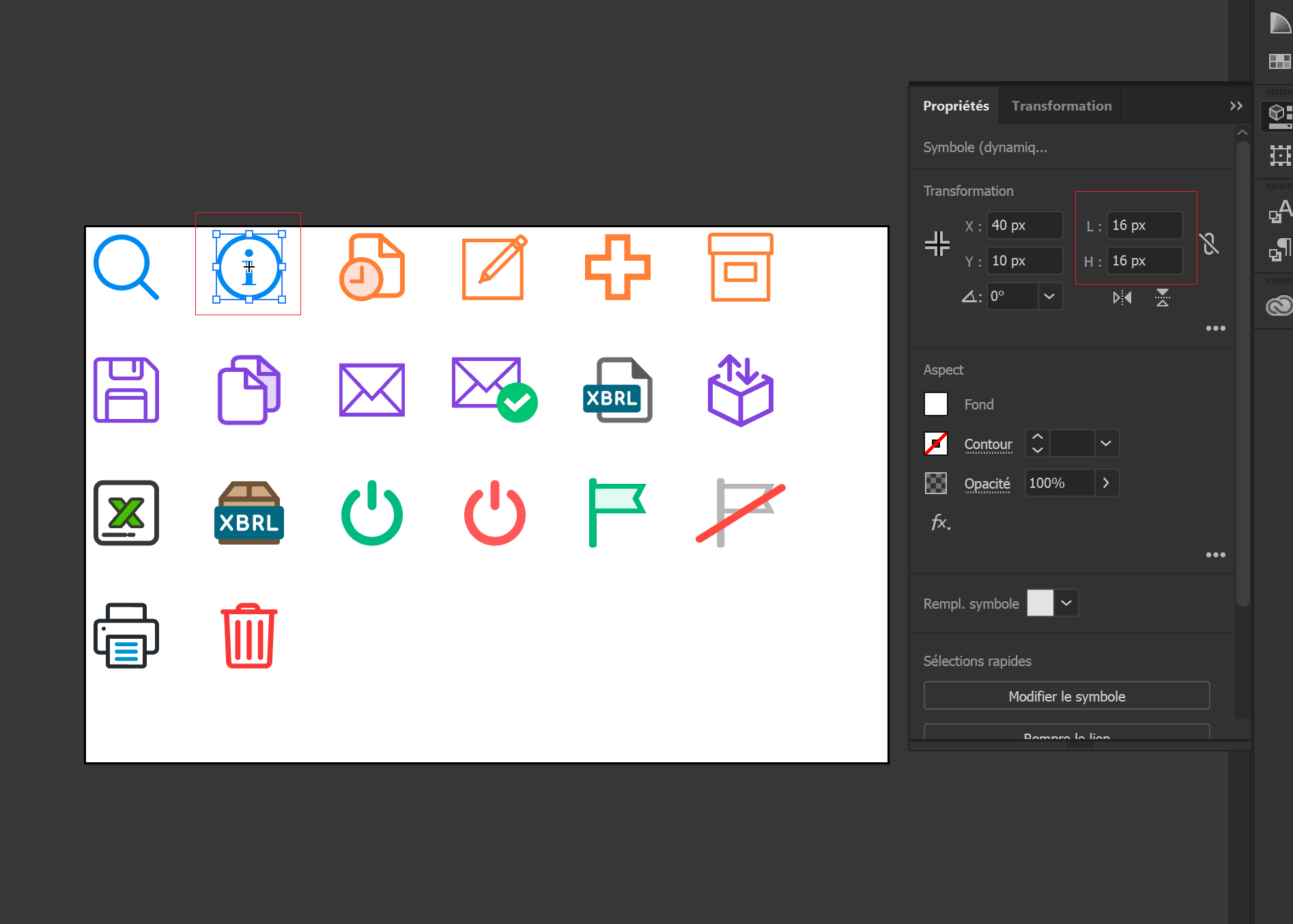 How to export tiny icons in Illustrator to PNG?.