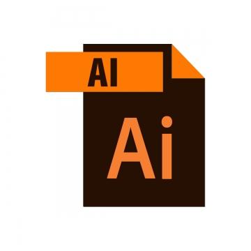 Adobe Illustrator PNG Images.