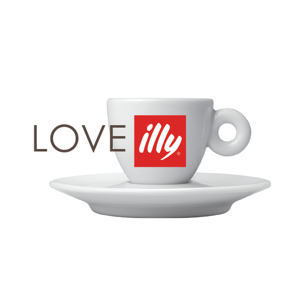 Illy Coffee.