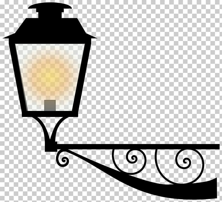 Luz de calle iluminación de la lámpara, luz de calle PNG.