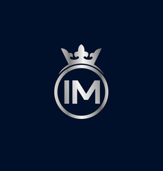 Modern Minimal Im Logo Vector Images (over 100).