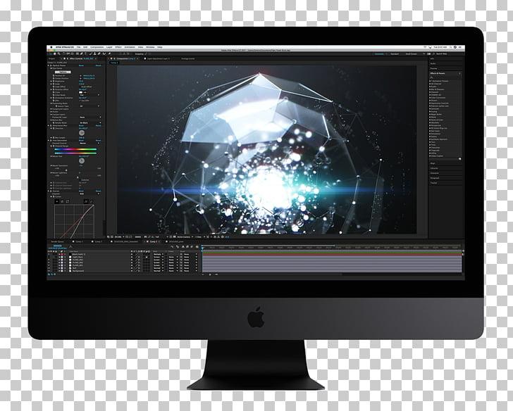 MacBook Pro iMac Pro Apple, imac PNG clipart.